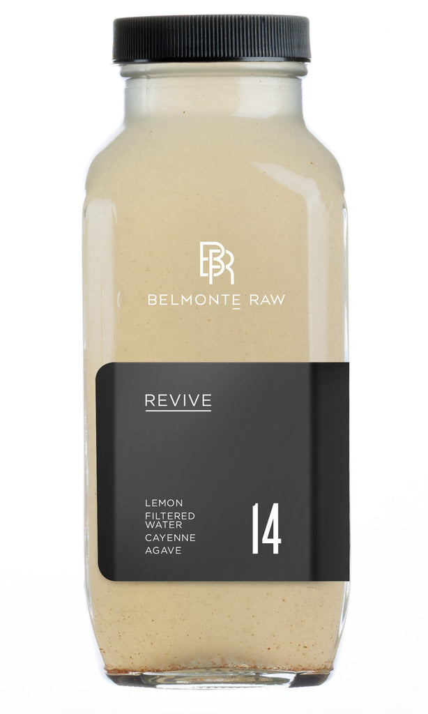 Revive 14 - Belmonte Raw - Organic Raw Food and Juicery