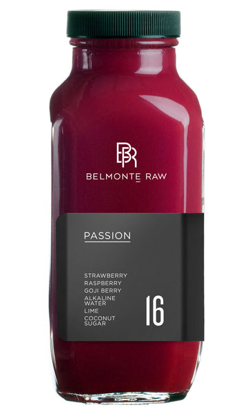Passion 16 - Belmonte Raw - Organic Raw Food and Juicery