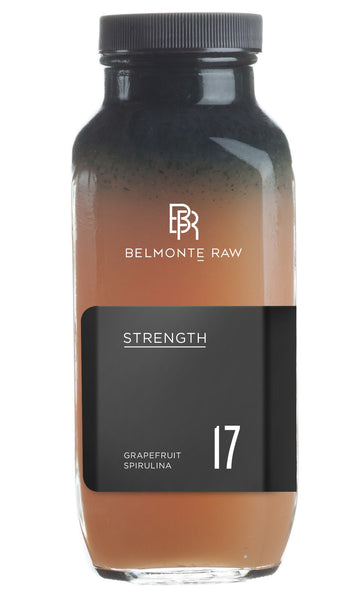 Strength 17 - Belmonte Raw - Organic Raw Food and Juicery