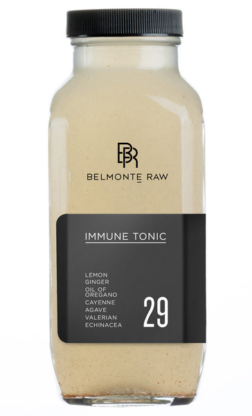 Immune Tonic 29 - Belmonte Raw - Organic Raw Food and Juicery