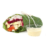 California Wrap | 19/12 - 25/12 - Belmonte Raw - Organic Raw Food and Juicery