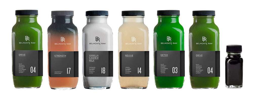 The Deepest - Belmonte Raw - Organic Raw Food and Juicery
