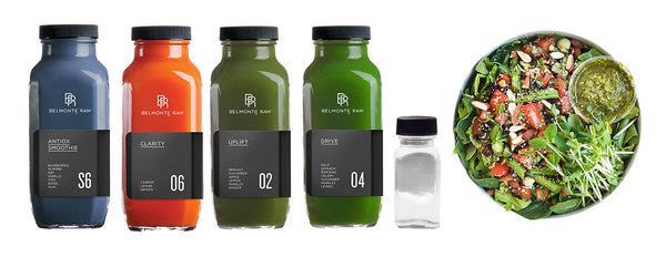 The Total Reset - Belmonte Raw - Organic Raw Food and Juicery