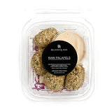 Raw Falafels - Belmonte Raw - Organic Raw Food and Juicery