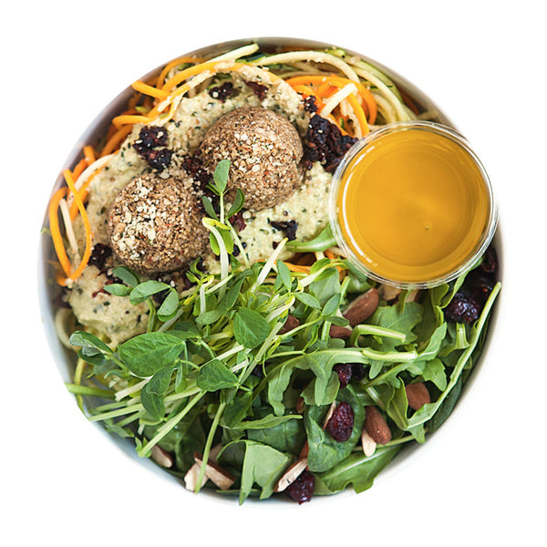 Spaghetti & Neatballs | 20/02 - 26/02 - Belmonte Raw - Organic Raw Food and Juicery
