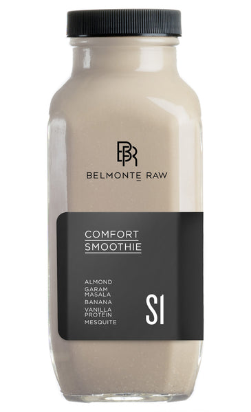 Comfort Smoothie S1 - Belmonte Raw - Organic Raw Food and Juicery
