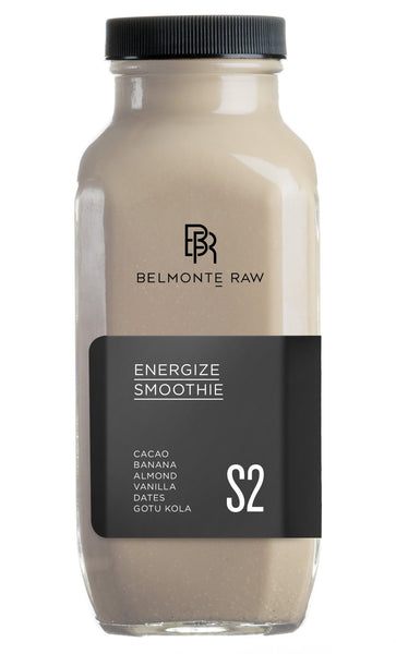 Energize Smoothie S2 - Belmonte Raw - Organic Raw Food and Juicery