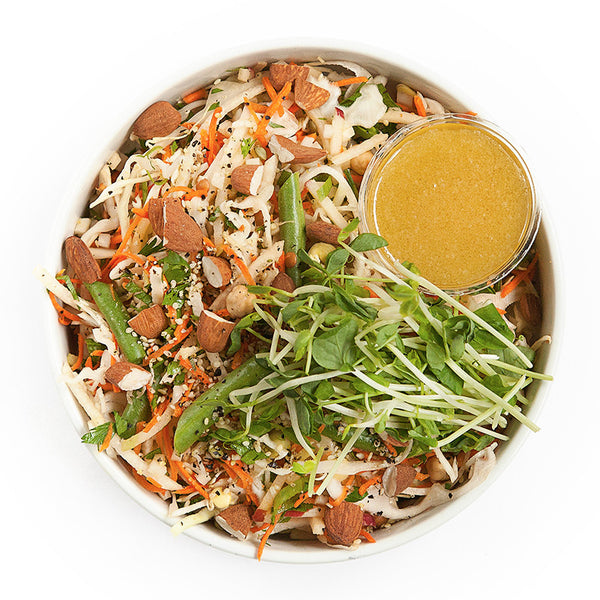 Spring Slaw | 20/03 - 26/03 - Belmonte Raw - Organic Raw Food and Juicery