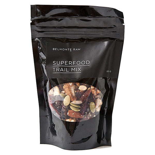 Superfood Trail Mix - Belmonte Raw - Organic Raw Food and Juicery
