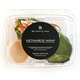 Vietnamese Wrap | 10/04 - 16/04 - Belmonte Raw - Organic Raw Food and Juicery