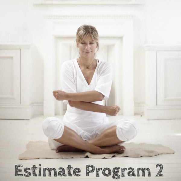 Estimate Program 2: Sacral Chakra - Creativity and Passion