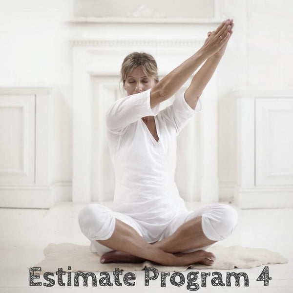 Estimate Program 4: Heart Chakra - Love and Opening the Heart
