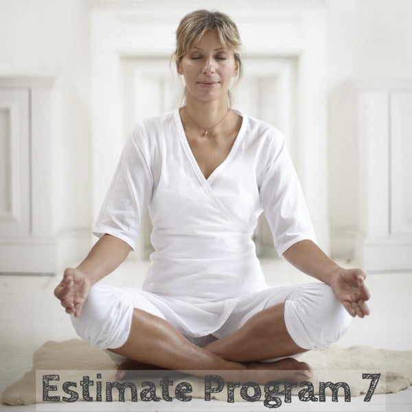 Estimate Program 7: Crown Chakra - Boundlessness, Connection