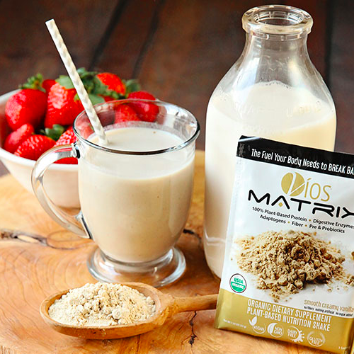 My Favourite Protein Shakes - Maya Fiennes Nutrition