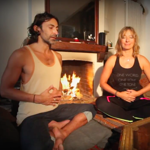 Confidence and Energy with Yogi Mika - Mondays With Maya