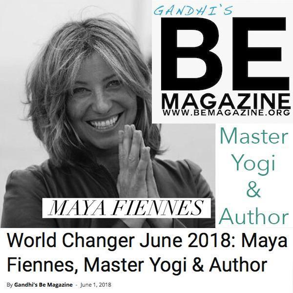 World Changer June 2018 - Gandhi's BE Magazine