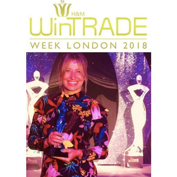 Wintrade Week Women in Health and Wellness - Winner Maya Fiennes