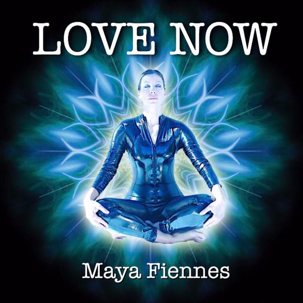 maya fiennes love now cover