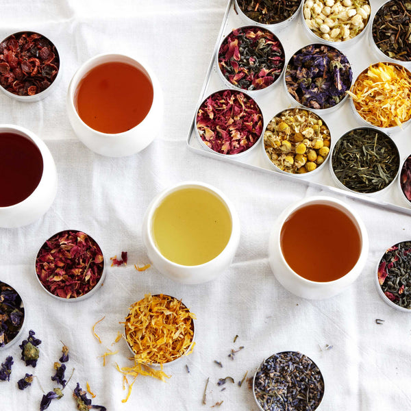 Herbal Teas Online - A Sip of Nature, with Basilur Fruit Infusions!