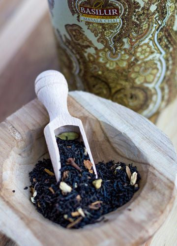 Masala Chai: A Christmas Tea Gift with Anti-Oxidants!
