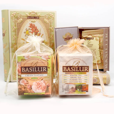 Basilur Bonbonier - Wedding Thank you Gifts