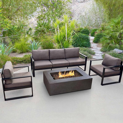 Baltic Outdoor 3-Seat Sofa