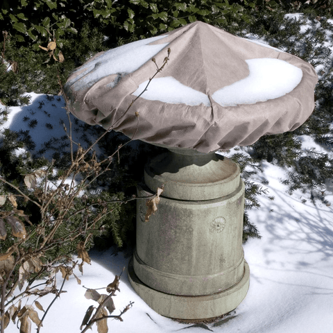 Water Fountain Cover by Outdoor Art Pros | outdoor wall fountain