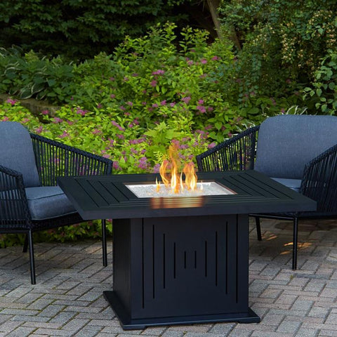 Cavalier Propane Fire Table with NG Conversion Kit