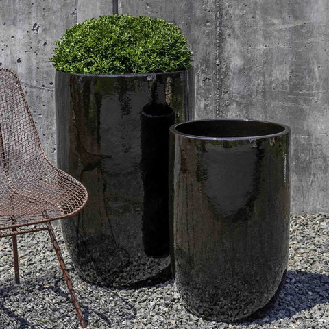 Cole Planter Set of 2 large outdoor planters