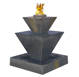 Fire Outdoor Fountains
