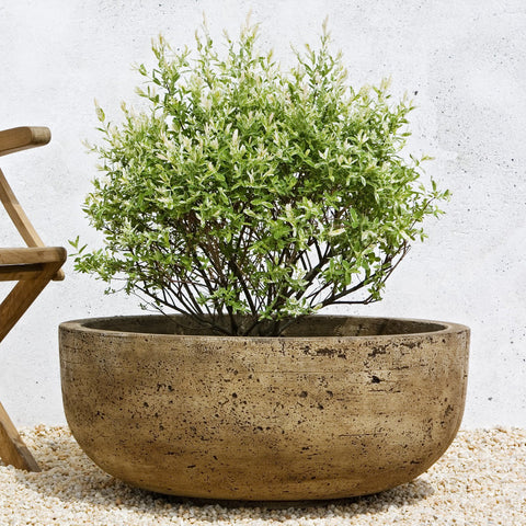 If you ve got extra large plant pots  you can have some nice  striking  plants which will draw plenty of attention. Modern Outdoor Flower Pots and Planters