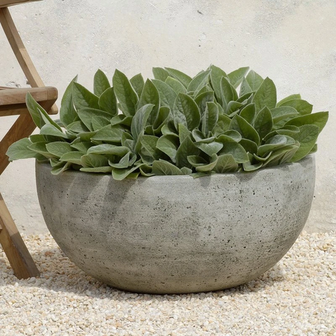 Sarinac Garden Planter by Outdoor Art Pros