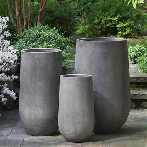 Urban Mews Planter - Set of 3 by Outdoor Art Pros