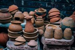 Clay Terracotta Pot