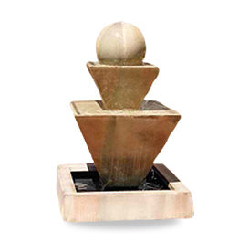Modern Outdoor Fountains