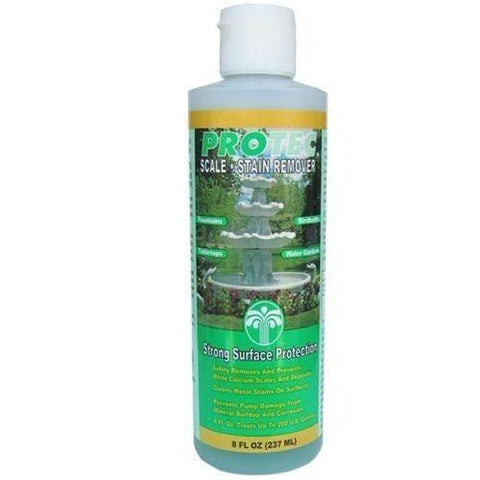Protec Fountain Cleaner by Outdoor Art Pros | Fountain Accesories