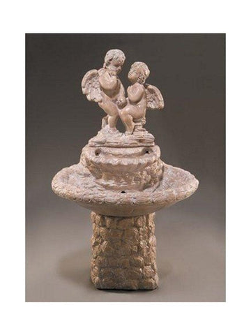 Courtship Garden Water Fountain - Outdoor Art Pros
