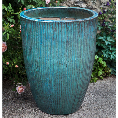 Bamboo Planter Set of 2 - Outdoor Art Pros