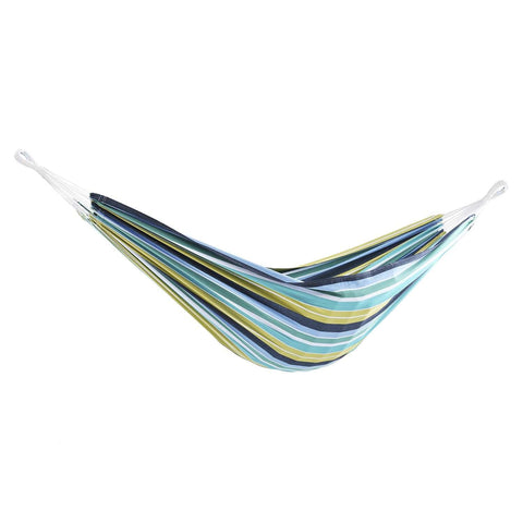 Cayo Reef Brazilian Style Single Hammock - Outdoor Art Pros