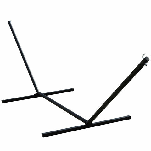 15' 3-Beam Steel Hammock Stand - Outdoor Art Pros