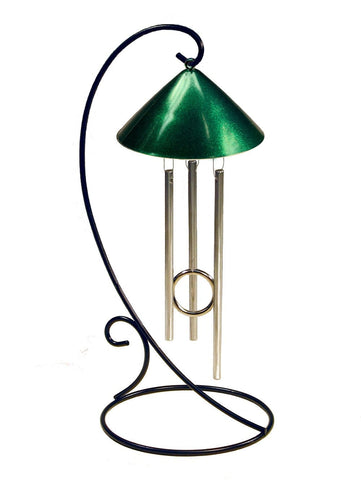 Jewel Collection Sprite Solar Chimes Decor - Outdoor Art Pros