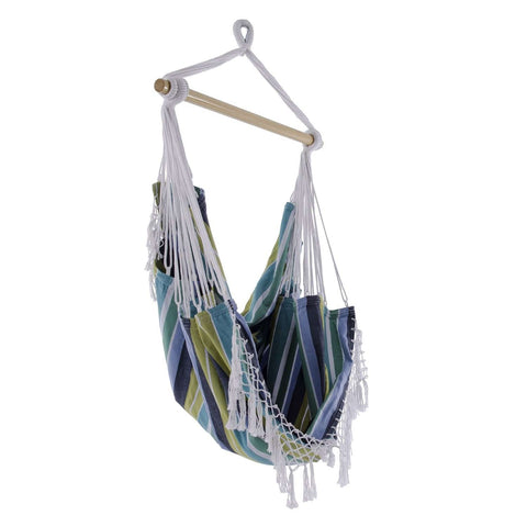 Cayo Reef Brazilian Hammock Chair - Outdoor Art Pros