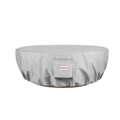 Sedona Round Fire Table Protective Cover - Outdoor Art Pros