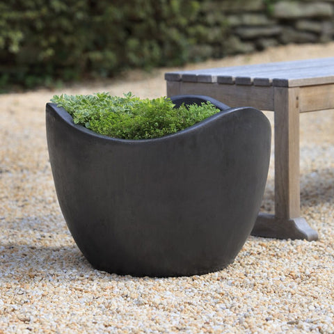 Ascoli Planter Set of 3 - Outdoor Art Pros