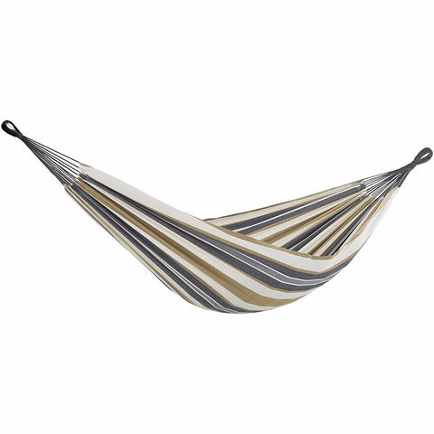 Desert Moon Brazilian Style Single Hammock - Outdoor Art Pros