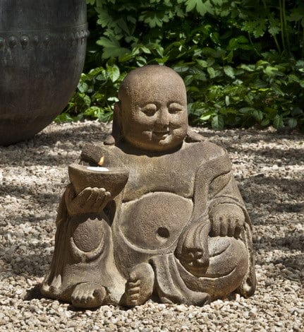Abaca Buddha - Outdoor Art Pros