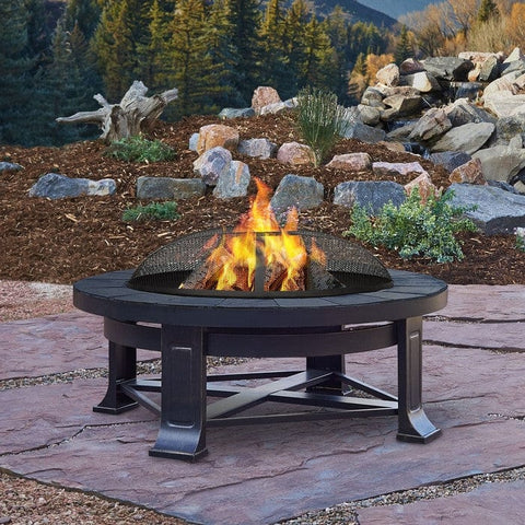 Edwards Fire Pit - Lifestyle Images