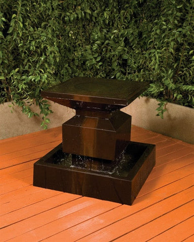 Alaster Garden Water Fountain - Fountains - Outdoor Art Pros