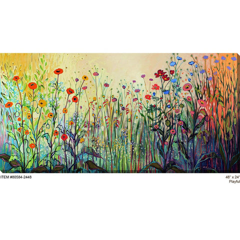 Playful Outdoor Canvas Art - Outdoor Art Pros