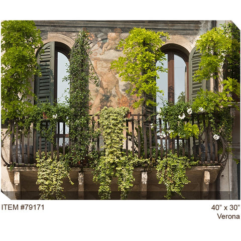 Verona Outdoor Canvas Art - Outdoor Art Pros